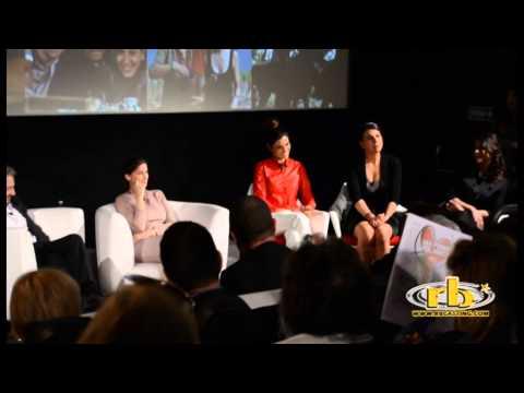 Una donna per amica, Conferenza stampa, RB Casting