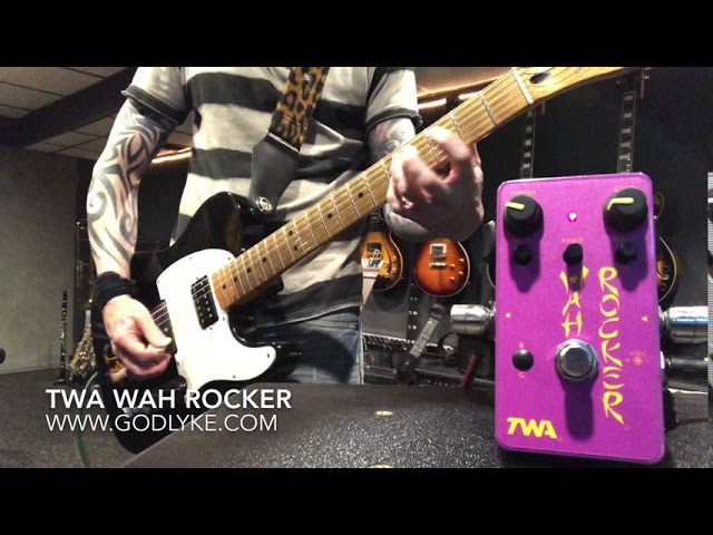 What I Am Guitar Solo Auto Wah Filter Shootout!