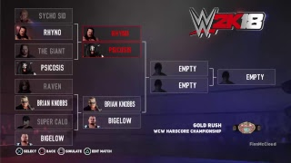 Live Broadcast WWE 2K18 Fantasy Universe NJPW action, three titles contested