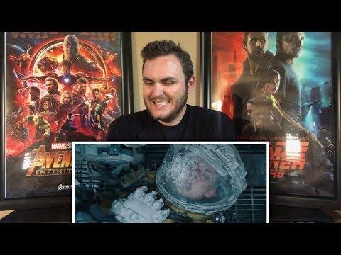 UNDERWATER Trailer #1 Reaction!