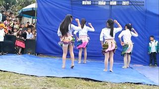Hmong New Year 2017-Nkauj Hmoob Sa Lông-P2