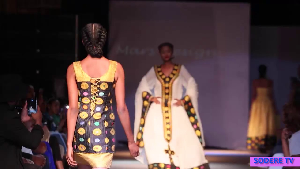 Ethiopian Fashion Week Fashion Designers Association Youtube