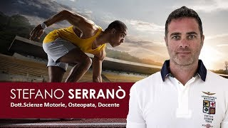 106 Talk Show Scienze Motorie - STEFANO SERRANO'