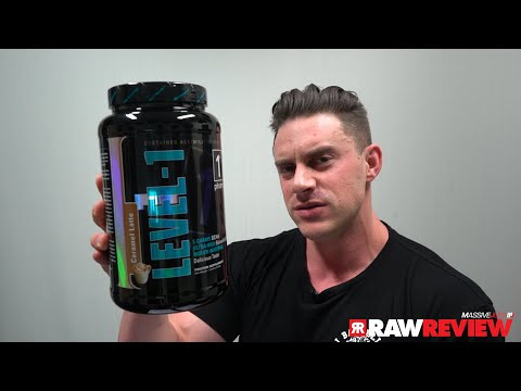 1st Phorm Level-1 Protein Powder Supplement | MassiveJoes Raw Review