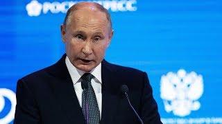 Путин: Скрипаль — подонок   Главное   03.10.18