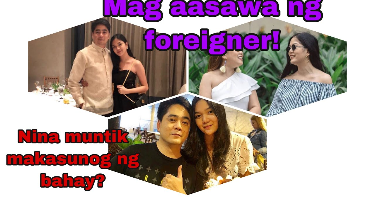 Download Nina stephanie  mag-aasawa ng foreigner? | ongsee guerrero clips|