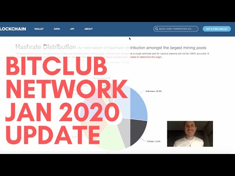 BitClub Network January 2020 Update – What's The Latest With BitClub Network, Joby Weeks, Joe Abel
