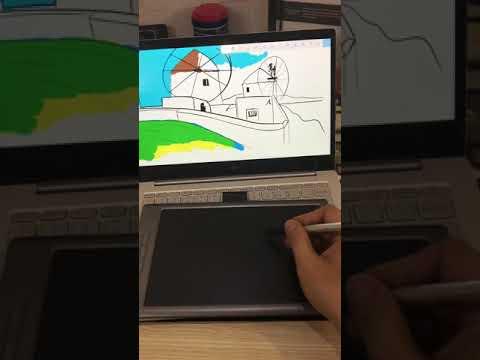 Bảng viết vẽ ghi chú điện tử thông minh tích hợp bút cảm ứng độ nhạy, pin và Bluetooth Promax WP10