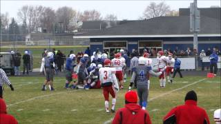 Orchard Lake St. Mary's vs. Warren Woods-Tower, First Half, 11/8/14 District Finals [HD] 43 min