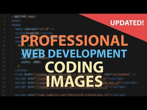HTML & CSS Tutorial - Ways To Code Images...and How To Do It Well