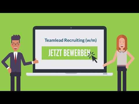 Teamlead-Recruiting (w/m) Berlin gesucht!
