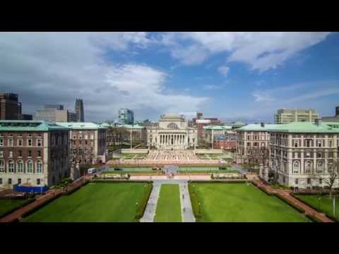 "Columbia University in the City of New York: ""A Doubled Magic"""