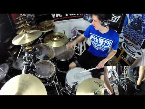 NEW Linkin Park - Guilty All The Same - Drum Cover