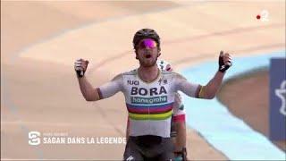 Paris-Roubaix, Sagan dans la légende