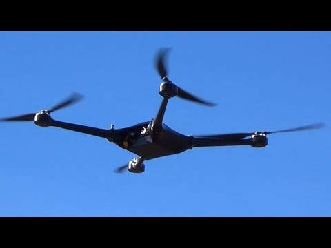 UAV America launches Eagle XF, a new long-duration flight time drone