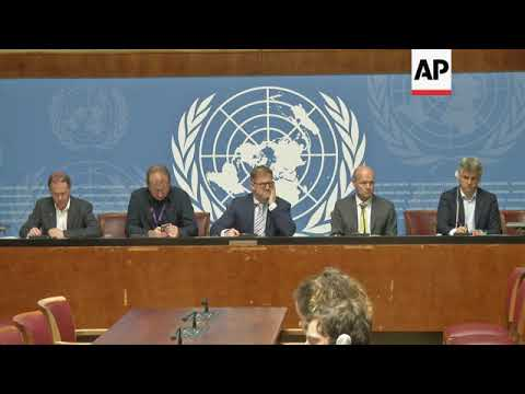 UN Human Rights Chief Tells Israel 'enough Is Enough' Over Gaza Deaths