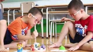 [The Olympia Schools] [Super Summer 2015] Khám phá và Sáng tạo