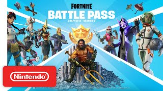 Fortnite Chapter 2 - Season 3 | Battle Pass Trailer - Nintendo Switch