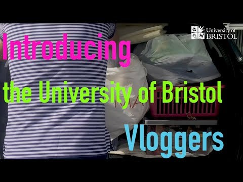 Introducing the University of Bristol Vloggers