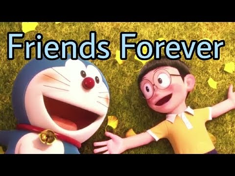 Tere Jaisa Yaar Kaha|Yara Teri Yari KO|True Friends Nobita, Shizuka And Doraemon|Friendship Song |