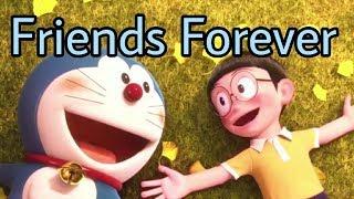 Tere Jaisa Yaar Kaha|Yara Teri Yari KO|True friends Nobita, Shizuka and Doraemon|Friendship Song |