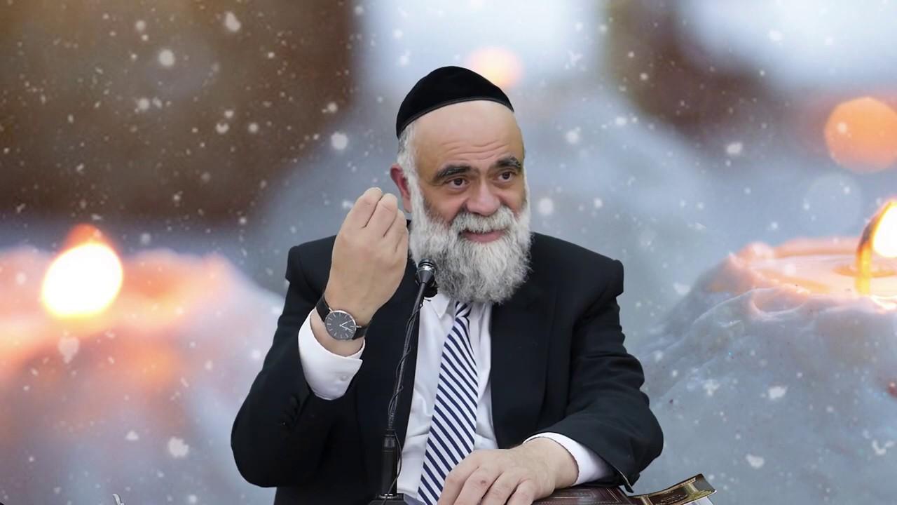 לטעום את החיים: לא להתייאש משום יהודי - הרב משה פינטו HD