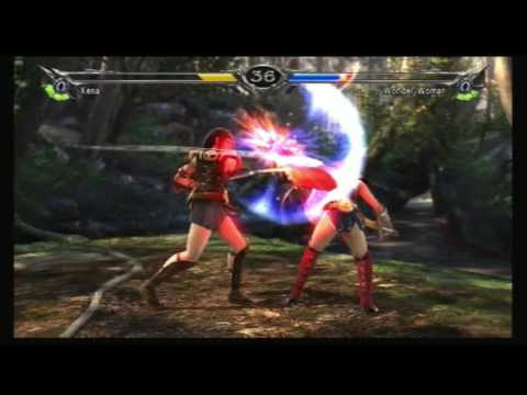 Wonder Woman Vs Xena Warrior Princess