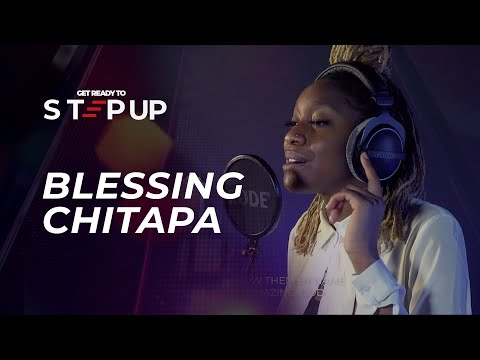 Blessing Chitapa The Voice UK inner 2020 Singing My Worship | at The Liberty Church London