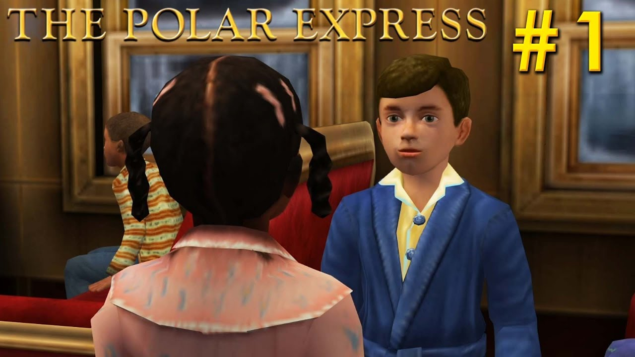 The polar express pc gameplay playthrough 1080p win 10 chapter 1 the polar express youtube - Polar express hd ...