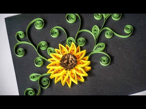 Quilling Card Ideas | Paper Art & Crafts | HandiWorks #99
