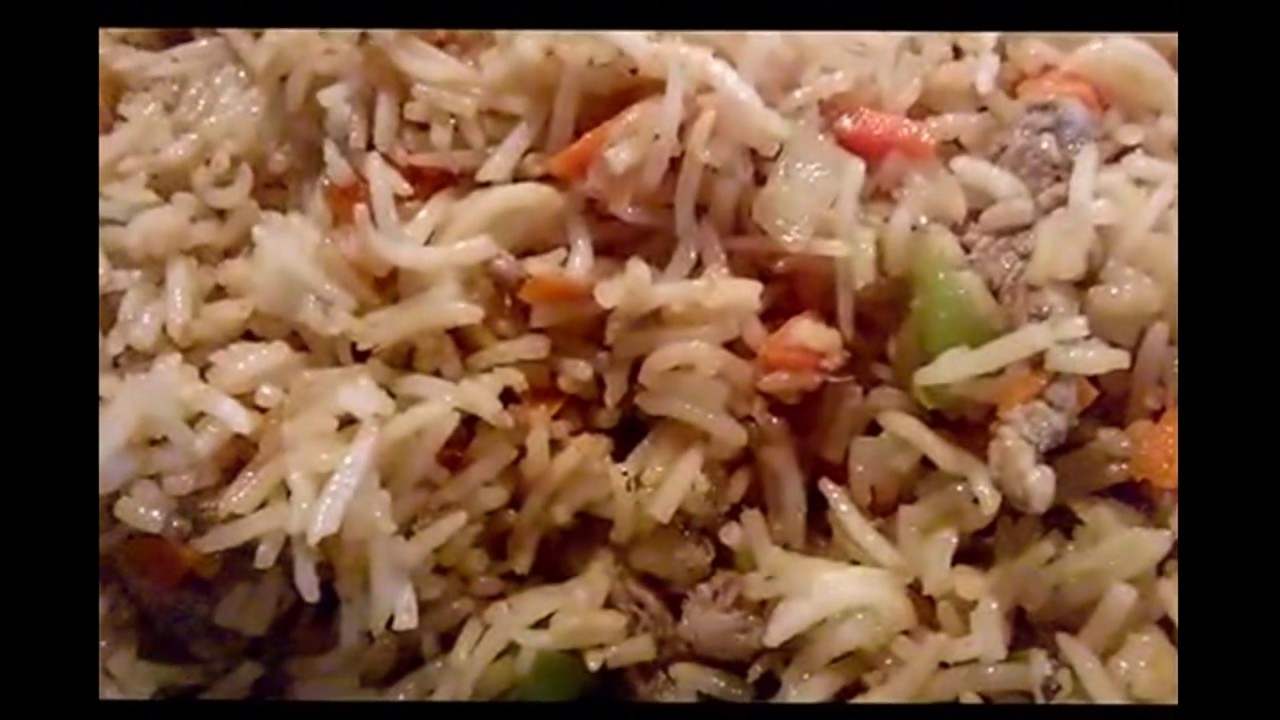 How To Make The Perfect Ghanaian Chicken Fried Rice Recipe (step By Step  Demo)!