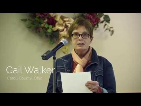Gail Walker, Caroll County, OH