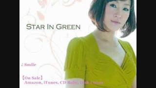 Star In Green/ Smile    #stayhome #smile