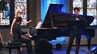 C. Guastavino - Sonata for Clarinet and Piano in f-minor, 3. Movement (Duo Žilas)