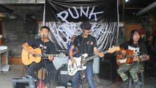 Ramones - Kkk Took My Baby Away (cover by Billy Yhe Kiss) | Punk On Plugged #2 Bandung