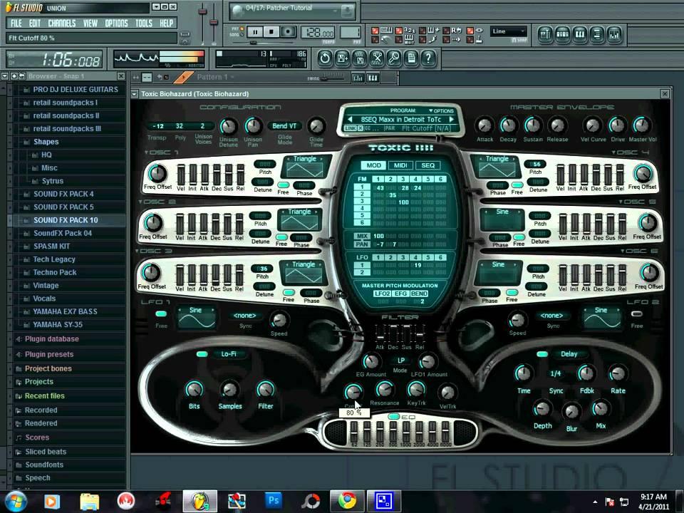 fl studio how to make 8 bit music