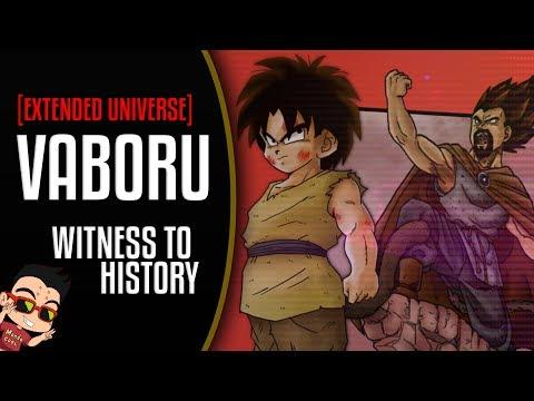 King Vegeta's Forgotten Son? | Vaboru: Witness To History | Dragon Ball Fan Manga