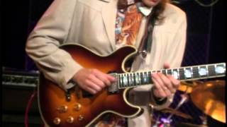 Robben Ford   Bad Luck Blues live in studio dvd rip