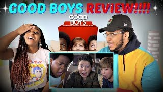 good boys movie review semi spoilers
