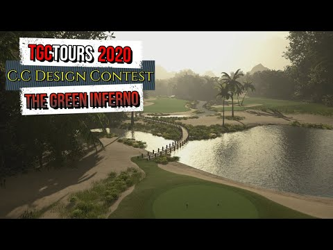 The Golf Club 2019 - The Green Inferno (TGCTours 2020 C.C Design Contest)