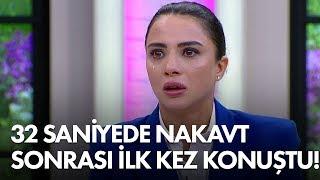 Sabriye Şengül o anları anlatırken gözyaşlarına boğuldu!