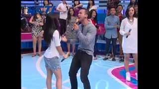 Syahrini Feat Maruli TamPubolon - Cinta Sendirian   dahSyat 06 Juni 2014