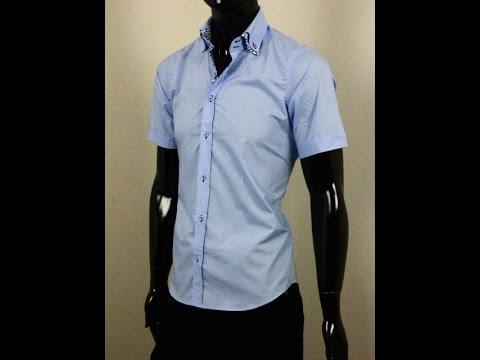 Рубашка с коротким рукавом с Алиэкспресс. - YouTube