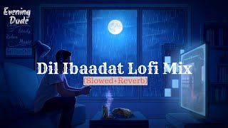 Dil Ibaadat kar raha hai Lofi Song || KK || chill,relax,sleep music || Evening Dude