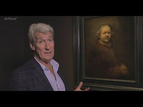 Jeremy Paxman on Rembrandt at National Gallery