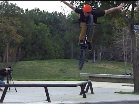 BMX STREET - MICHAL SMELKO FEDERAL BMX VIDEO