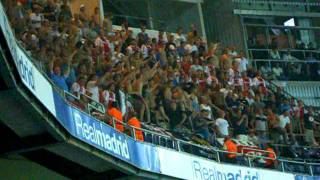 Ajax Hooligans (AFCA). Real Madrid - Ajax (5/5)
