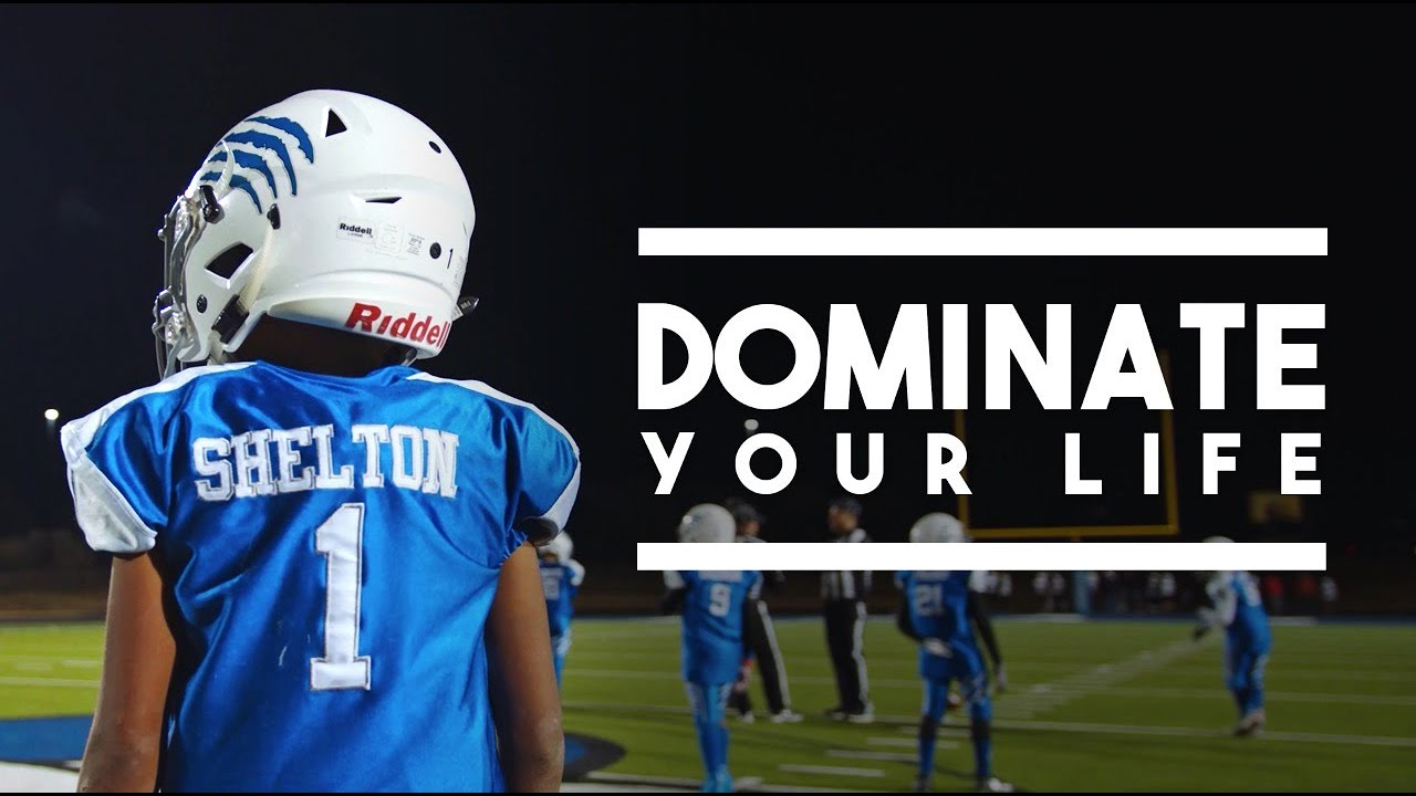 Dominate Your Life || Trent Shelton