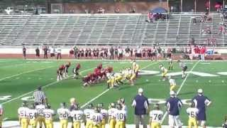 Justice of the Peace 2012 ECYF Football Highlights