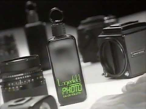 Photo Karl Lagerfeld Werbung 1990Kaynak: YouTube · Süre: 32 saniye